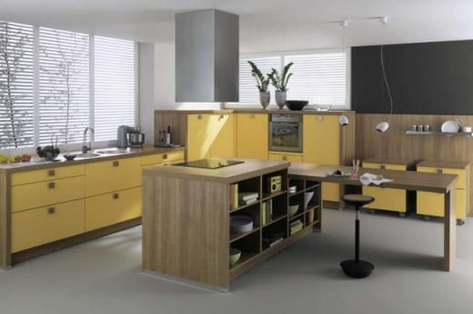 cocinas modernas funcionales decoracion