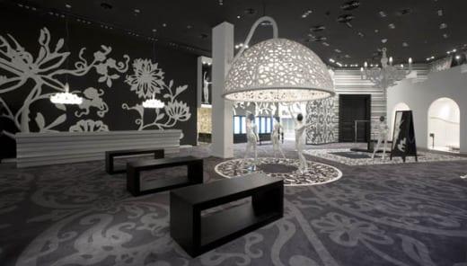 tienda de lujo villa moda en bahrein por marcel wanders. Black Bedroom Furniture Sets. Home Design Ideas