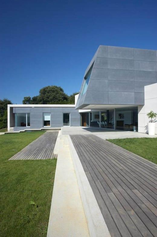 Casa En Santander Por A Cero Arquitectos