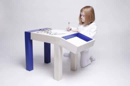 escritorio mesa niños decoracion