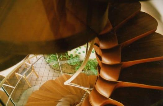 escalera de diseño decoracion