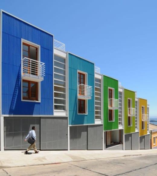 lofts apartamentos arquitectura viviendas valparaiso