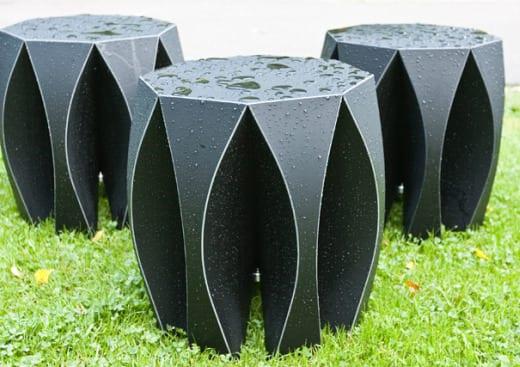 taburetes de diseño asientos decorativos
