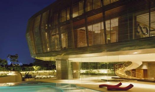 casa de lujo arquitectura decoracion