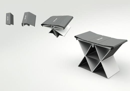 diseño silla asiento decorativo portatil