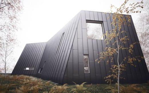 casa de diseño arquitectura fachada