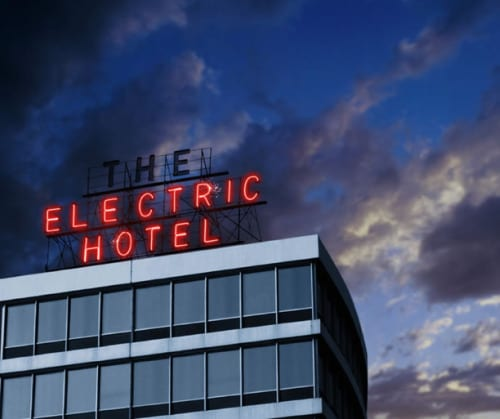hotel electrico the electric hotel