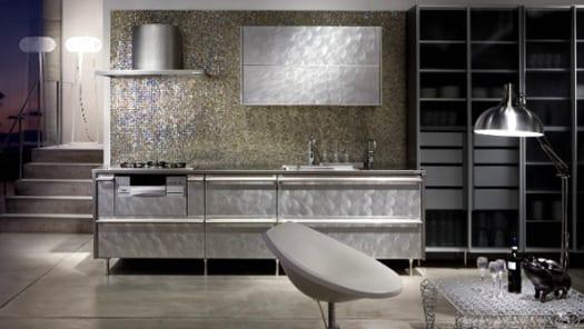 cocinas de lujo diseño moderno