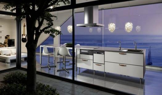 cocinas de diseño moderno lujo