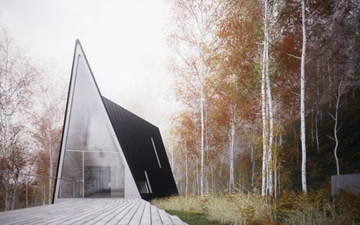allandale house casa de campo arquitectura diseño