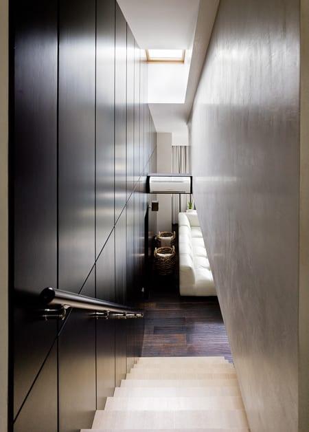 diseño de interiores escalera duplex