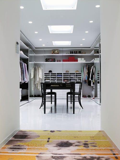 vestidor de lujo decoracion