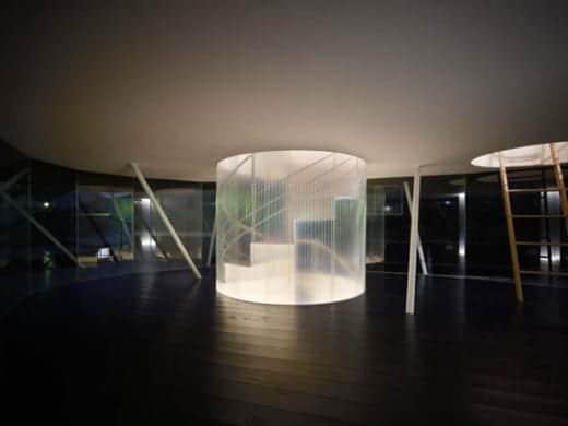naf 4 Casa de Cedro Negro, tradición y vanguardia japonesa