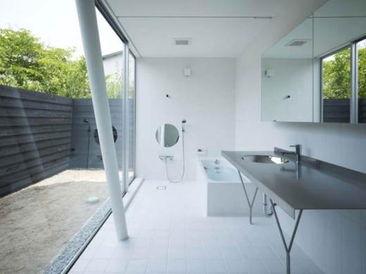 cuarto de baño de diseño japones