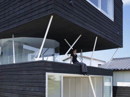 naf 8 Casa de Cedro Negro, tradición y vanguardia japonesa