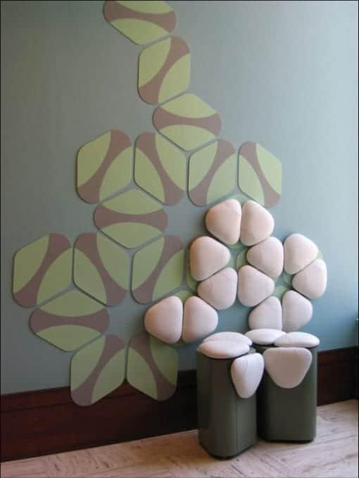 puffs de diseño decoracion y muebles
