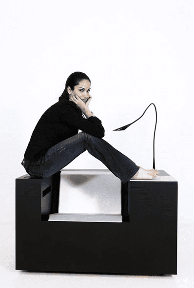 sillones diseño multifuncional oficina en casa