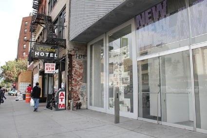 dead drops edificios nueva york
