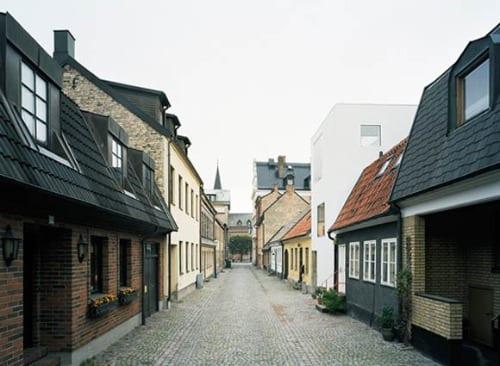 arquitectura sueca casas suecia