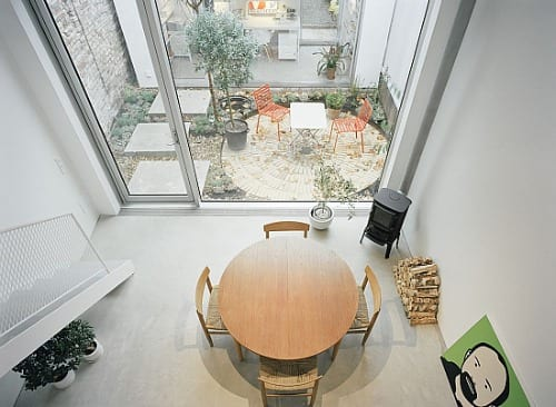 patio sueco landskrona townhouse elding oscarson