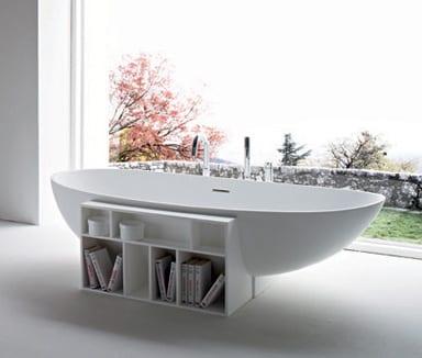bañeras minimalistas libros