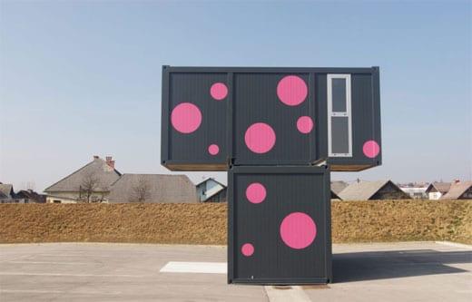 vivienda container casas modernas arquitectura