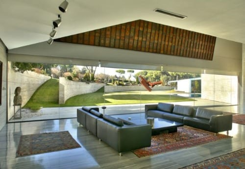 a-cero arquitectos casa madrid decoracion