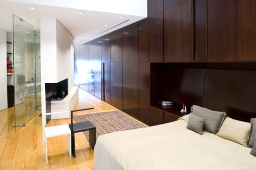 a-cero arquitectos casa pozuelo interiores