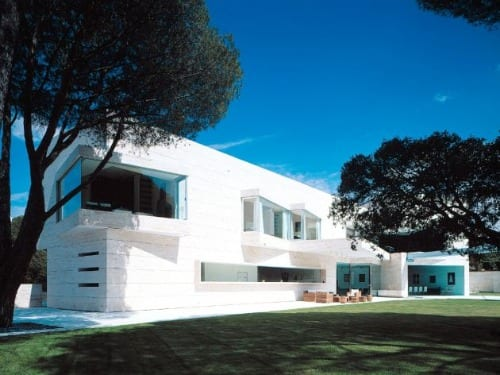 a-cero arquitectos casa pozuelo madrid