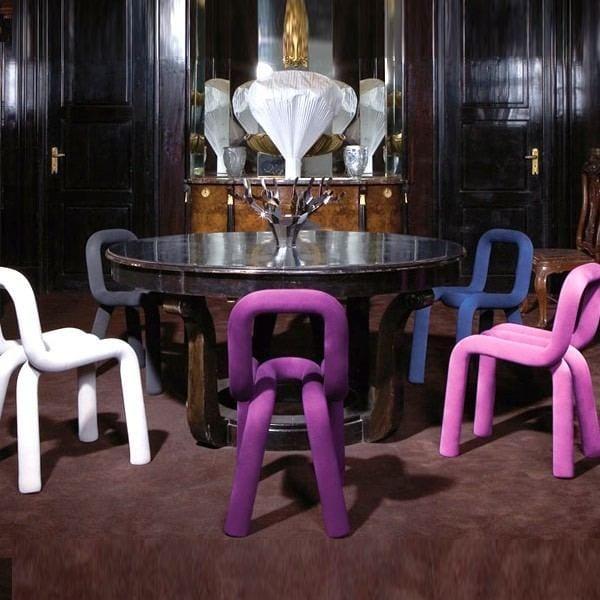 nuevas sillas de acero