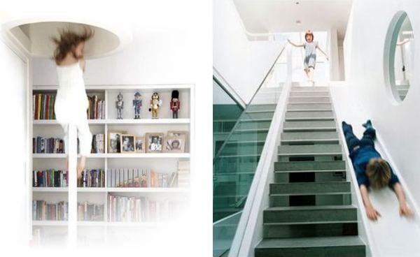 para que usar las escaleras