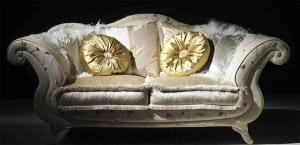 estilo neobarroco en muebles