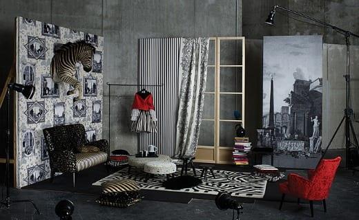 designer lacroix decoracion eclectica
