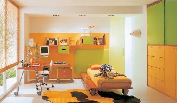 Habitaciones infantiles dearkids muebles que optimizan el - Habitaciones infantiles pequenos espacios ...