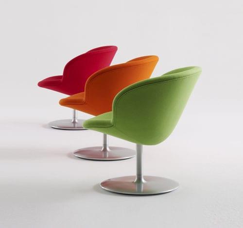 silla capri de diseño pop