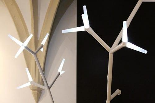 luz led tecnologia