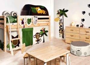 Flexa muebles infantiles