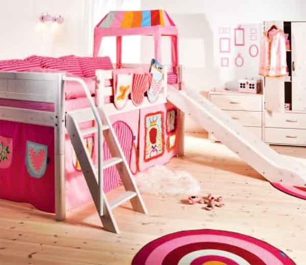 Flexa muebles niños