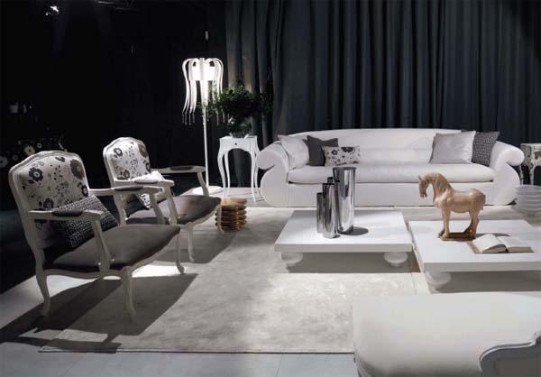 Modá muebles estilo neobarroco