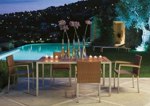 Ideas decorativas para iluminar tu terraza en verano