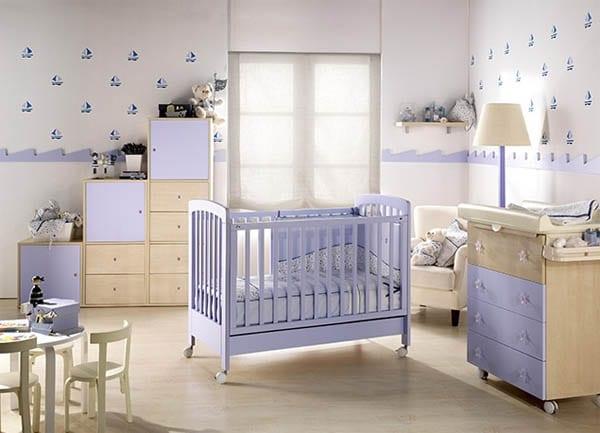 cuarto para el bebe