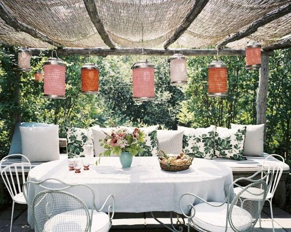 decoración para el jardin