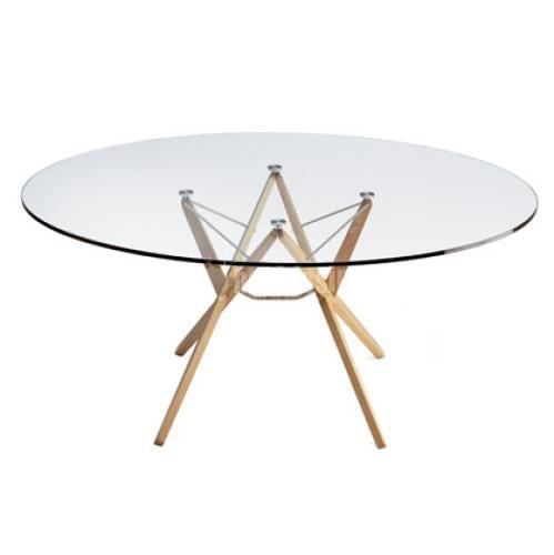 Mesas redondas: un aire diferente a tu comedor