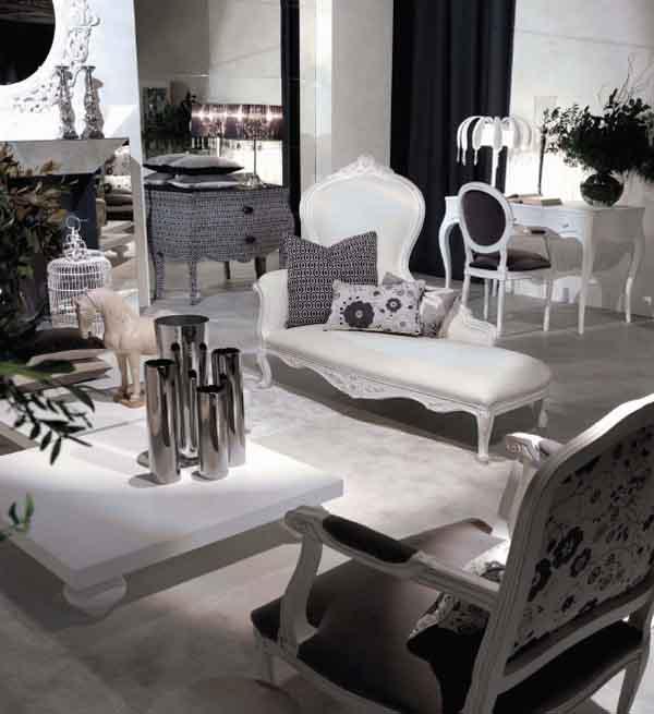 Muebles neobarrocos de la firma mod for Muebles de moda