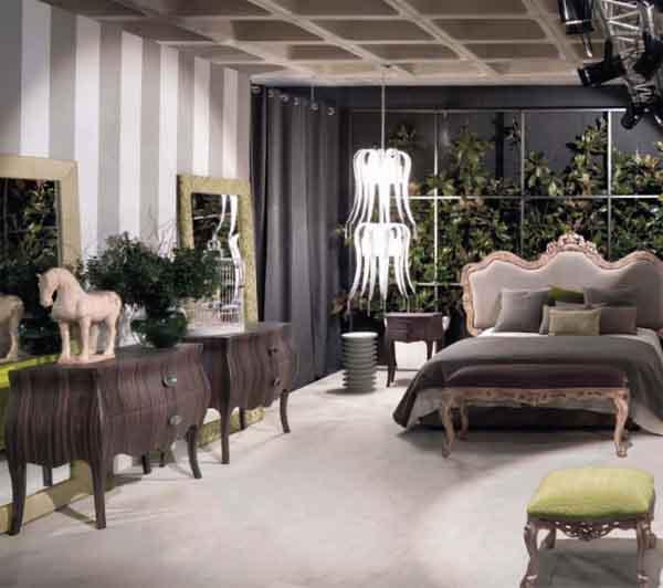 muebles Modá neobarrocos