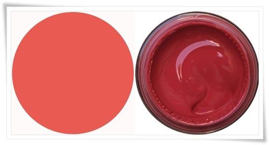 Naranja oriental y cereza ahumada