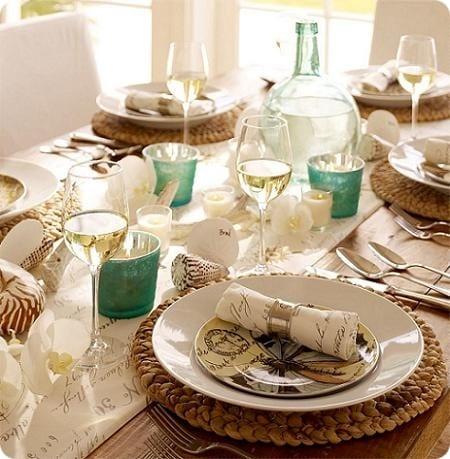Preparar la mesa