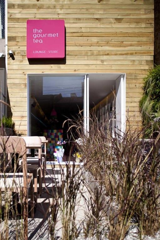 tienda gourmet decoracion minimalista fachada