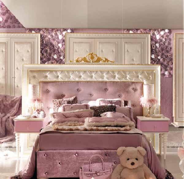 Como decorar una habitacion juvenil femenina habitacin - Decorar habitacion juvenil femenina ...