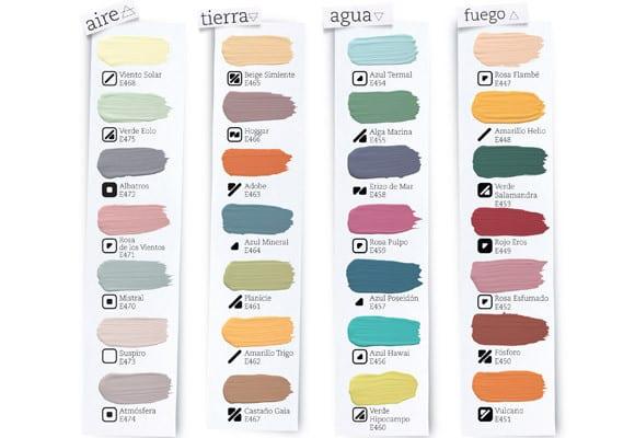 Los colores del 2011 - Colores para salones ...